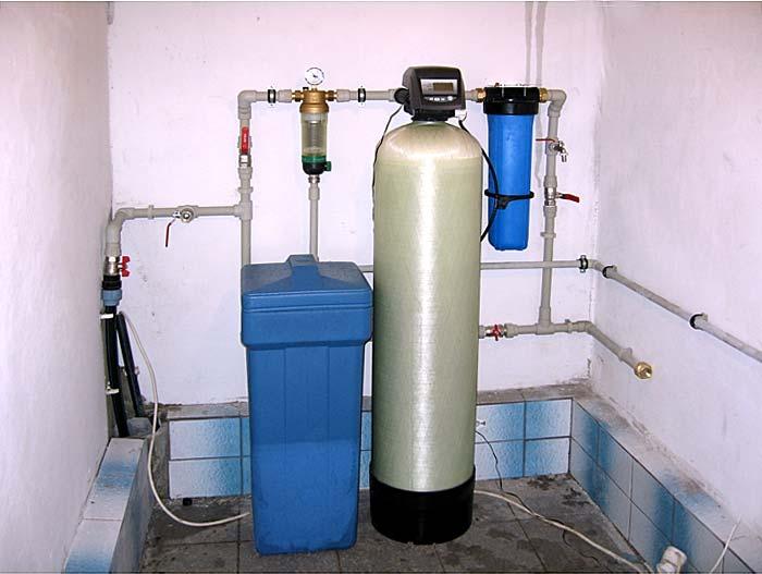 очистки воды, фильтра