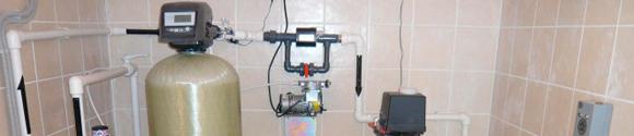 Система комплексной очистки воды