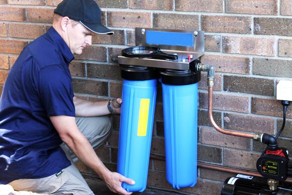 картриджные фильтры для очистки воды