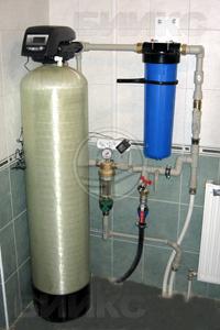 сорбционный фильтр очистки воды
